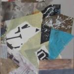 ' Composition ' 2010 30×20 cm