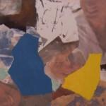 ' Errol Flynn ' 1998 200×100 cm