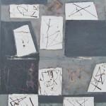 ' Contraste n°17 ' 2012 92X73 cm