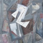 ' Contraste n°11 ' 2012 73×60 cm