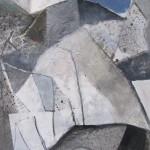 ' Recherche ' 2010 65×54 cm