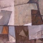 ' Composition ' 2010 61×46 cm