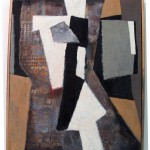 ' Silhouette ' 1995 81×60 cm