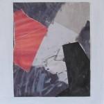 ' Composition ' 1998 50×40 cm