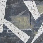 ' Contraste n°19 ' 2012 81×65 cm