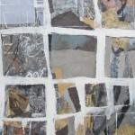 ' Labyrinthe ' 1998 100×81 cm