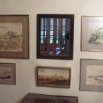 Aquarelles datant de 1947/1948